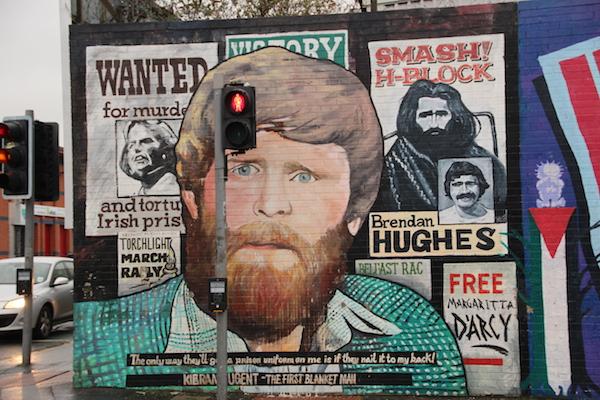 Kieran-Nugent-Mural Belfast