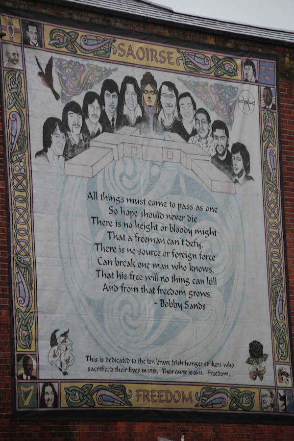 Hunger-Striker-Mural Belfast
