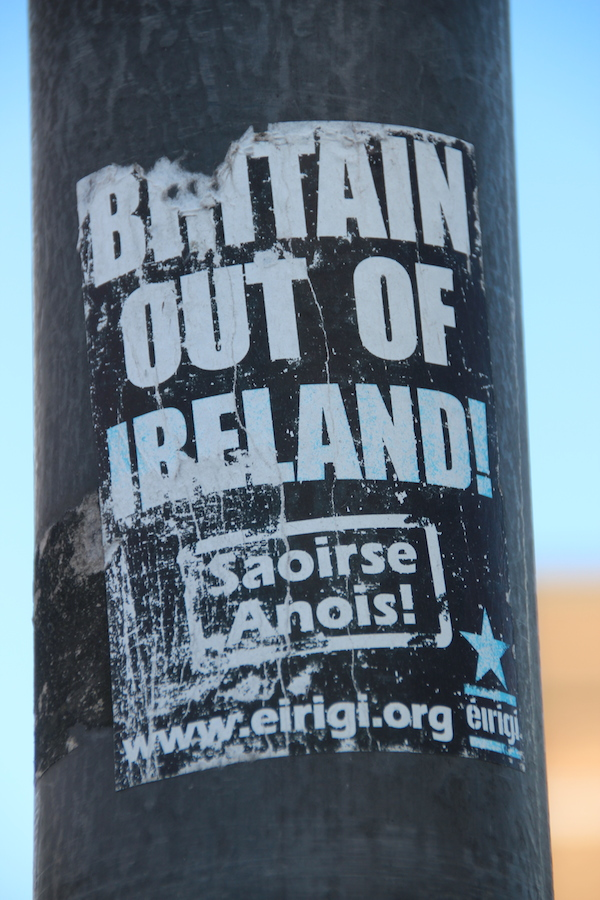 Britain-out-Sticker